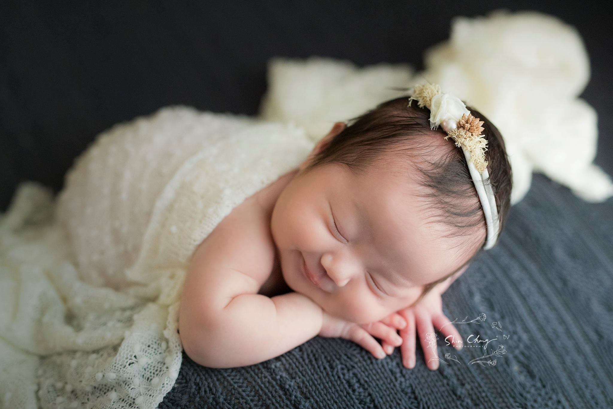 陪玩姊姊-媽媽專訪實例參考-新生兒攝影