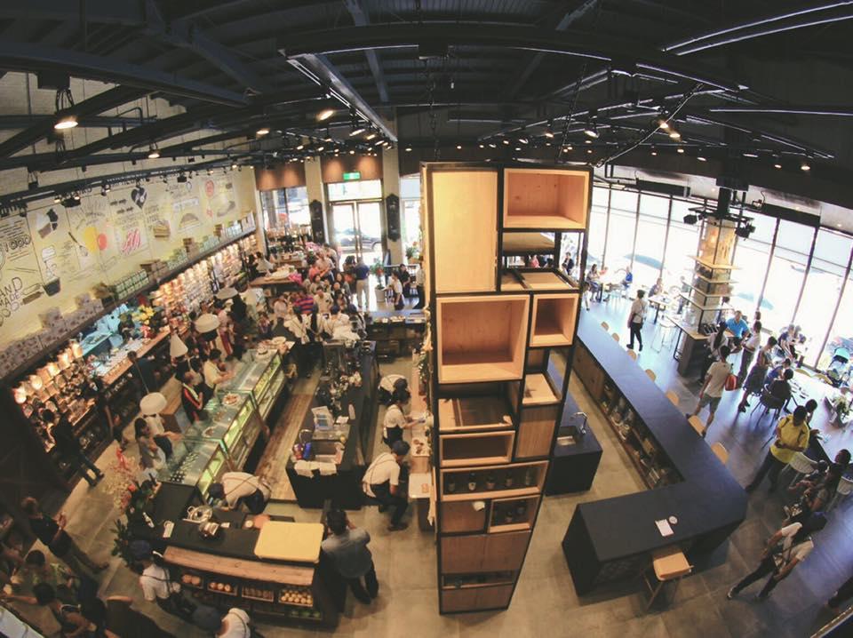 摩吉斯烘焙樂園-台中新子餐廳