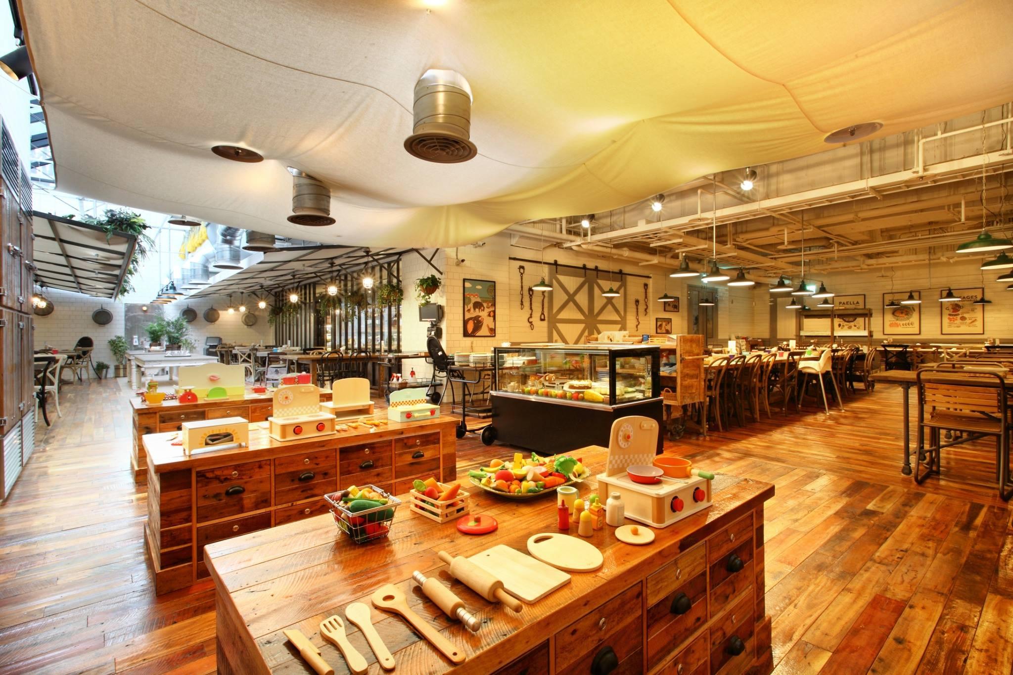 農人餐桌-台北親子餐廳