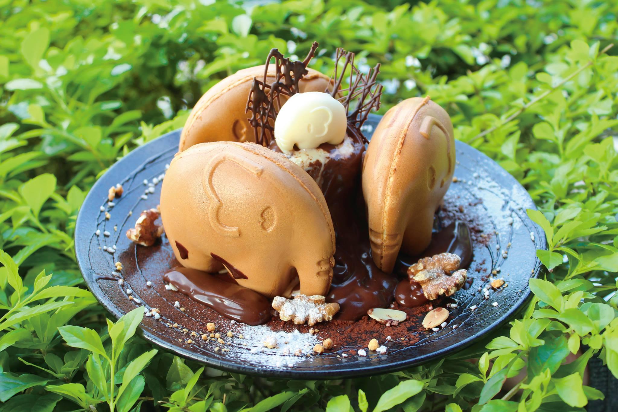 象園咖啡-台北親子餐廳