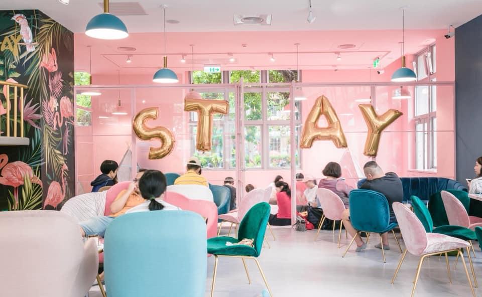 STAY樂待親子共融空間-台北親子餐廳