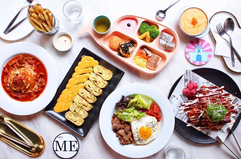 MINIME Kids Cafe 韓風親子餐廳 - 台北東區