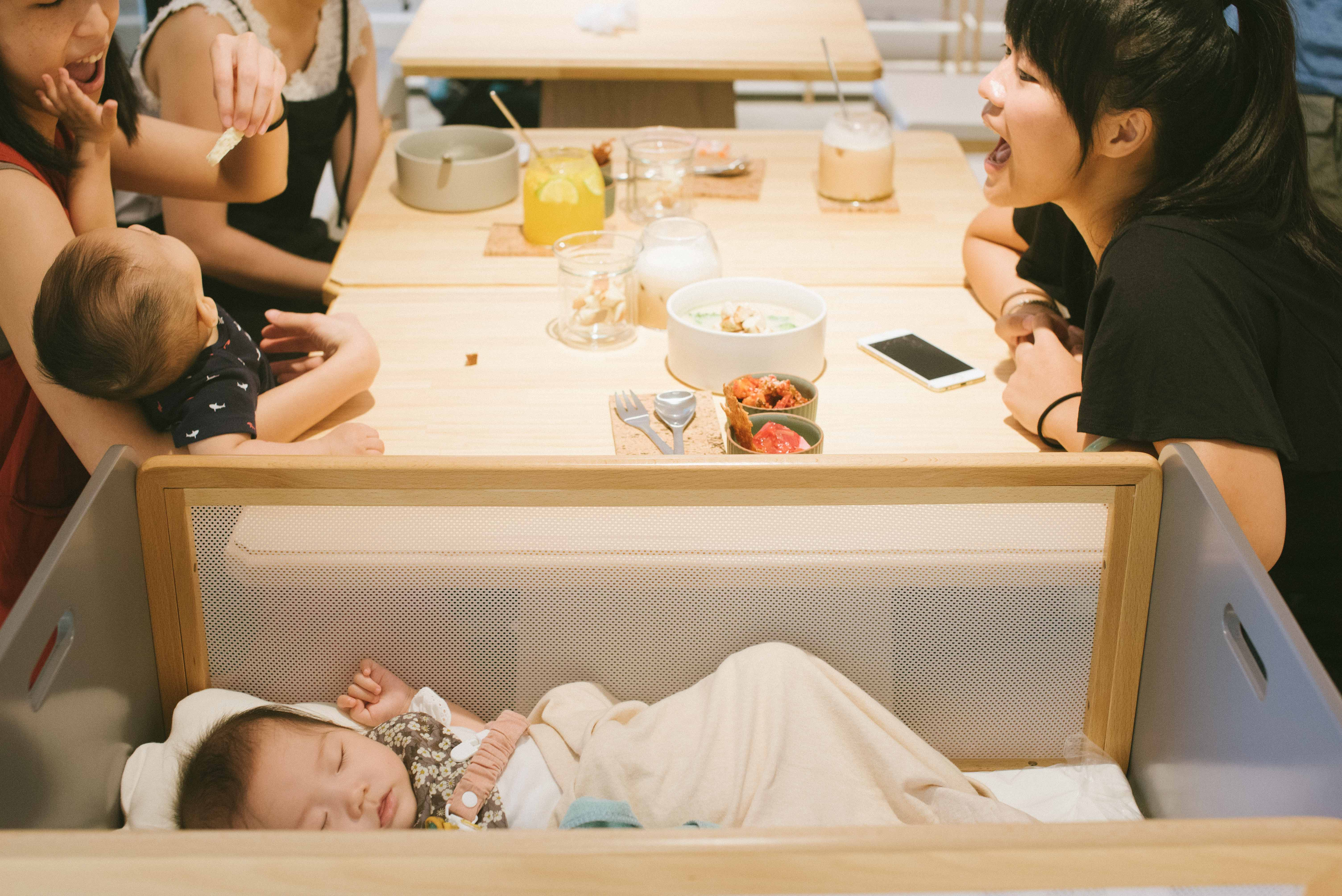 台北親子餐廳-NICE TO MEET U newborn & café
