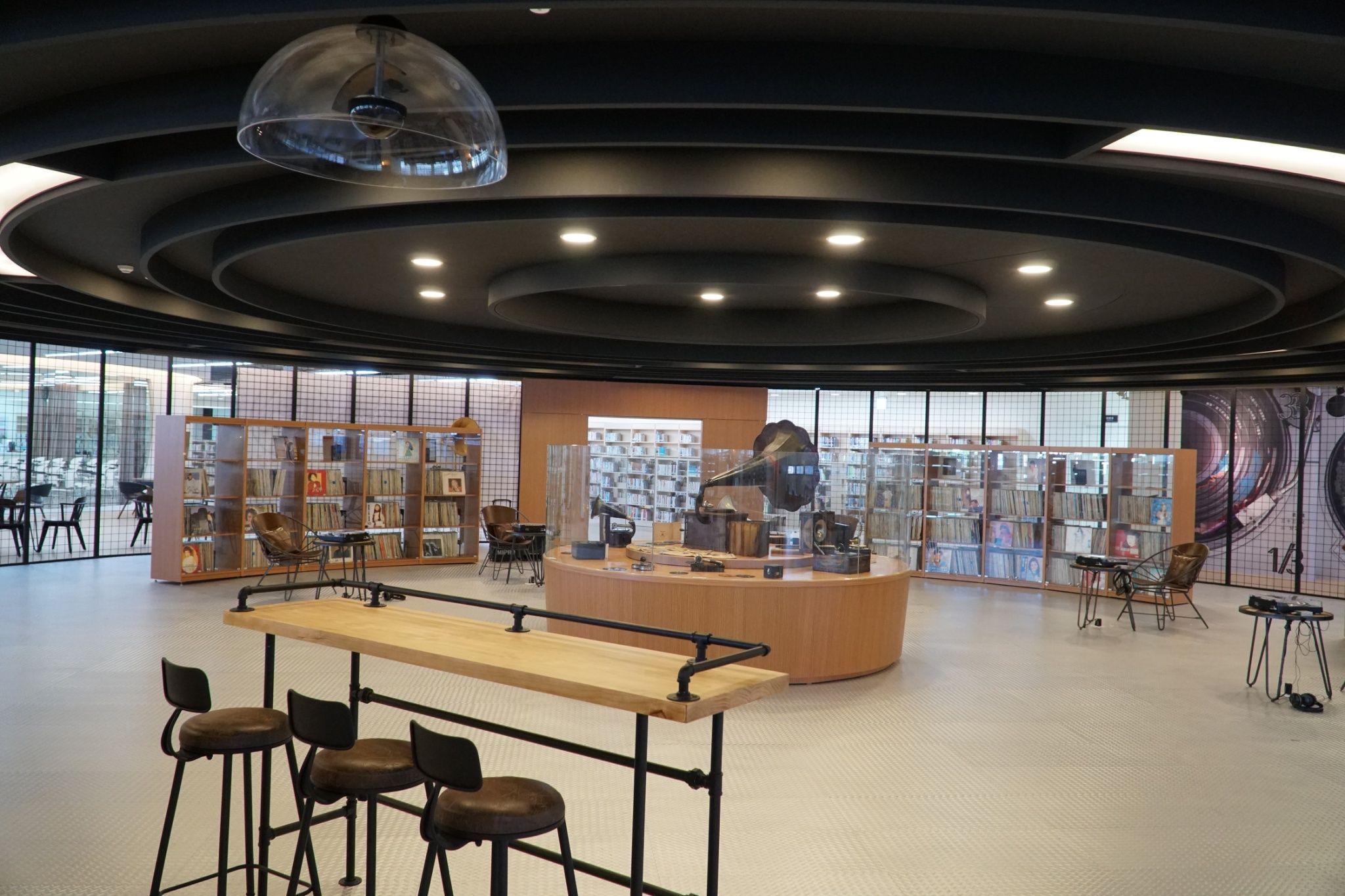 新北市圖書館三重南區分館