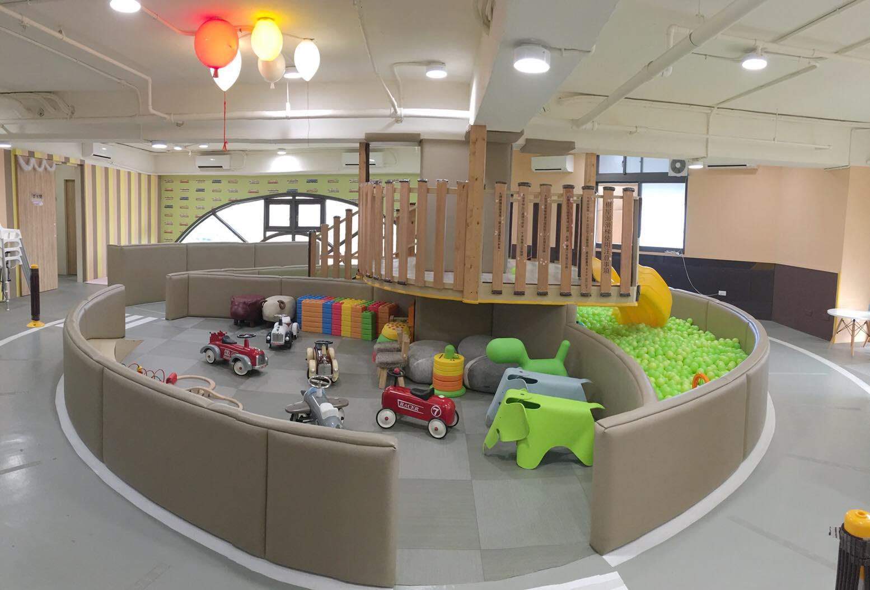 WooHoo遊戲室-新北親子餐廳
