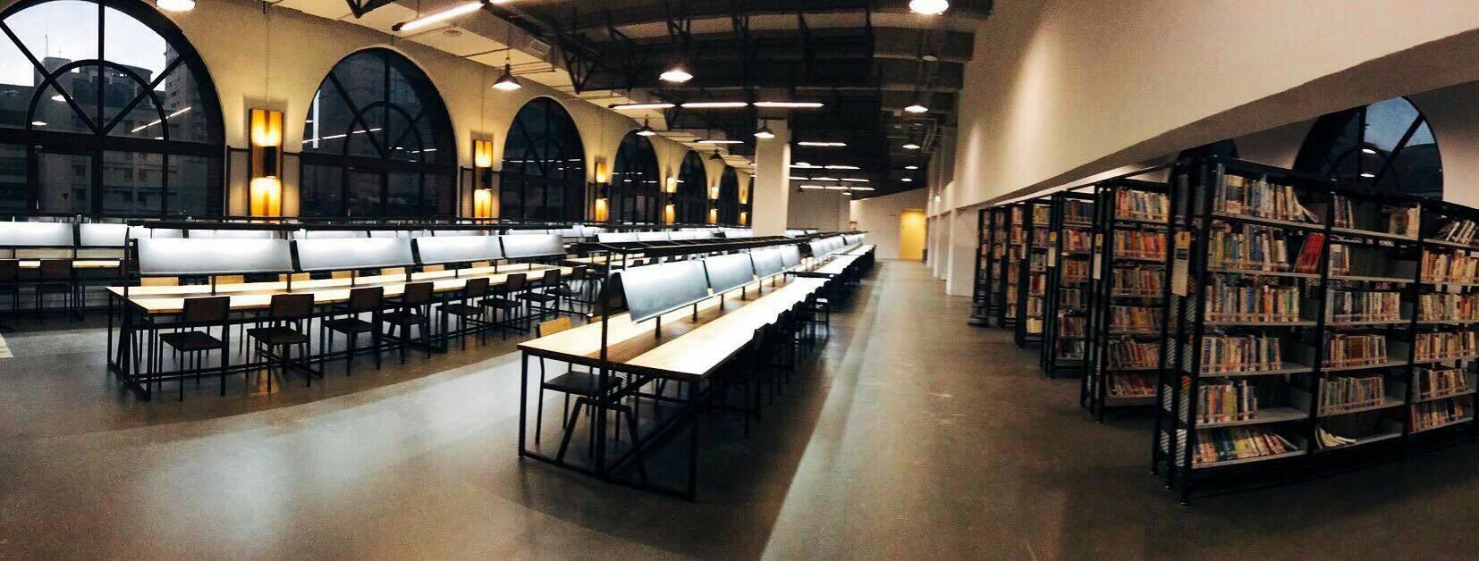 新北市圖書館板橋江子翠分館
