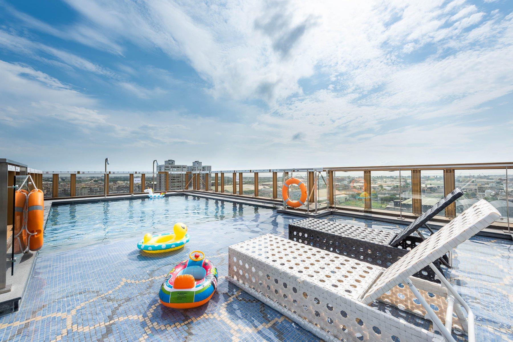 夏都城旅安平館-台南親子飯店