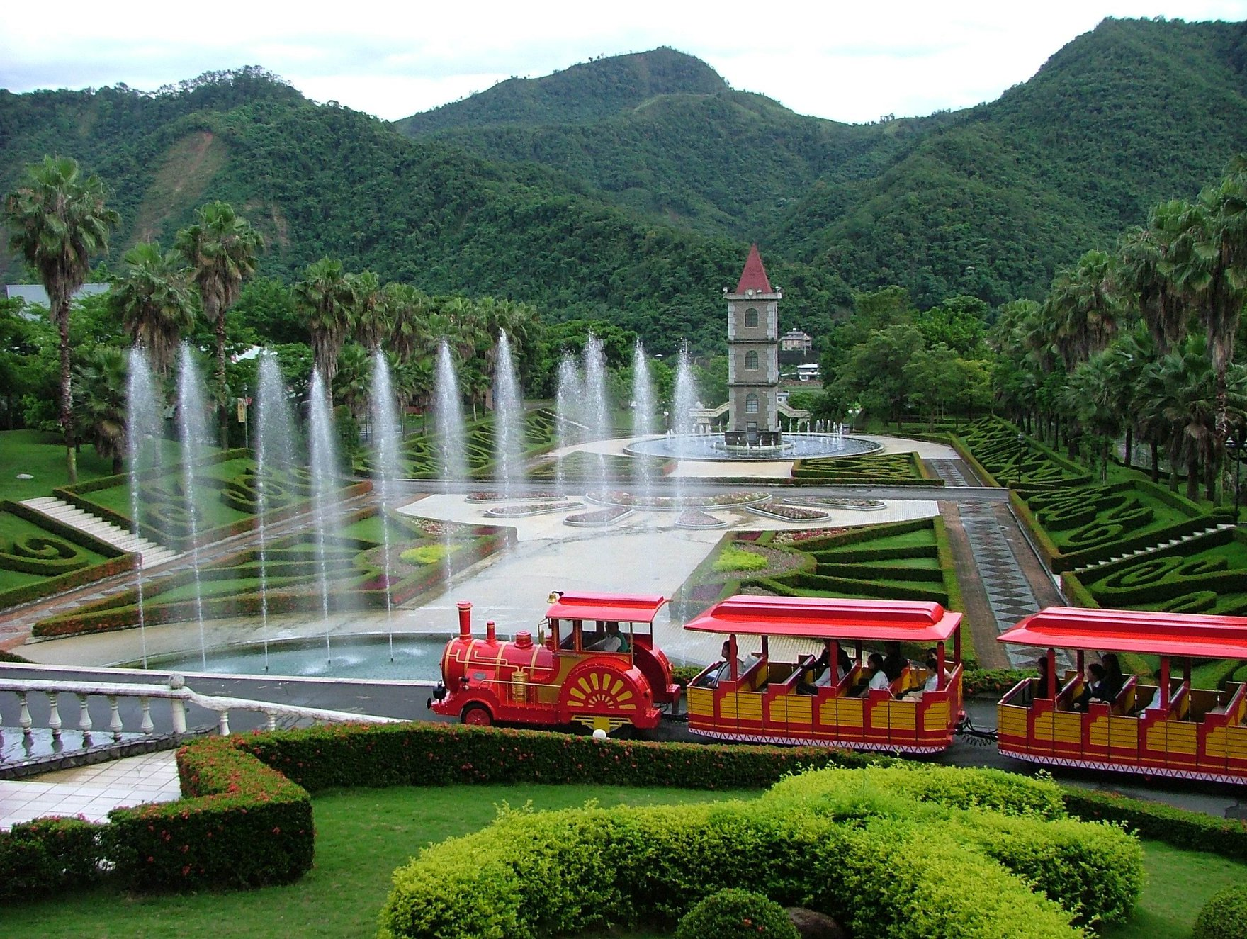 泰雅⽂化渡假村