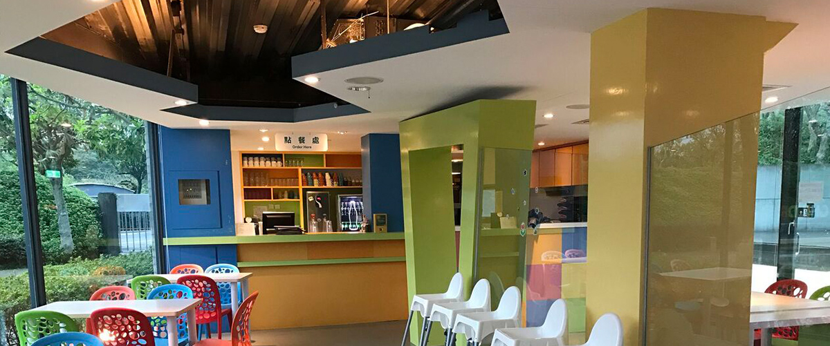 朱銘美術館-大嘴巴兒童親子餐廳
