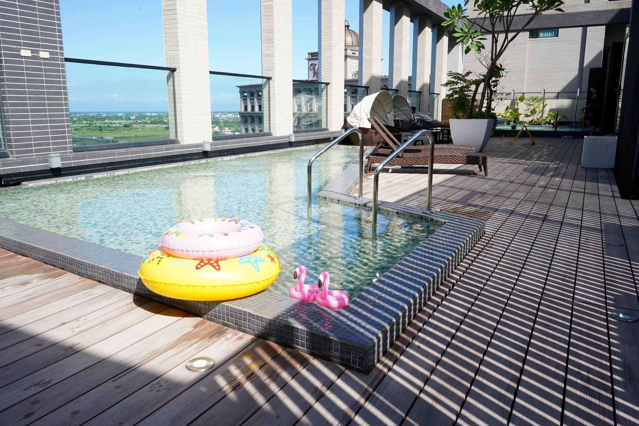 築闊礁溪渡假飯店