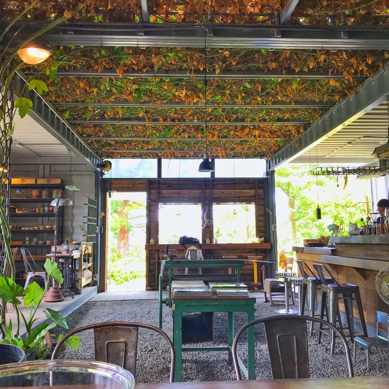 Papa在三芝秘境咖啡廳