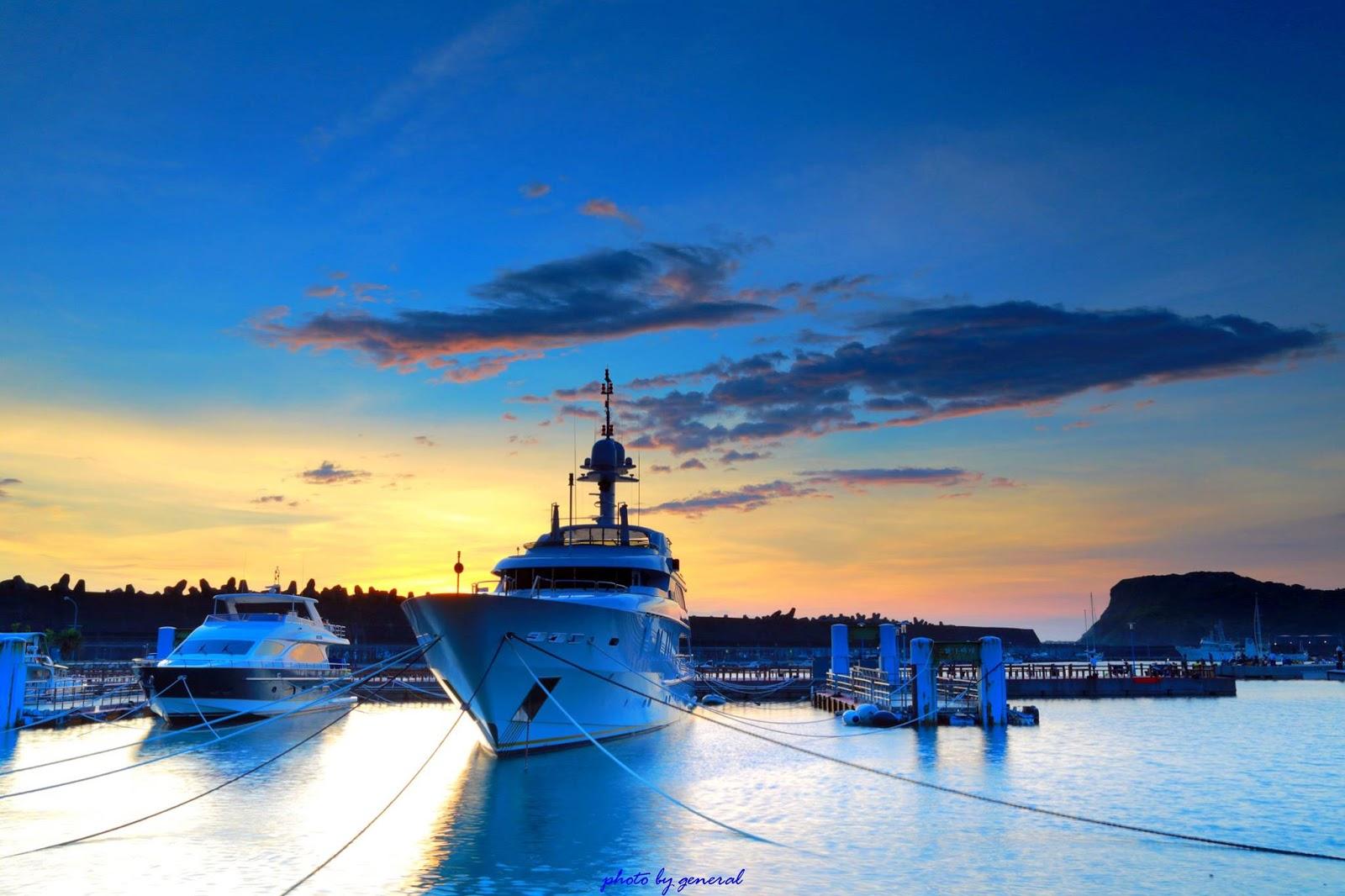 八斗子觀光漁港