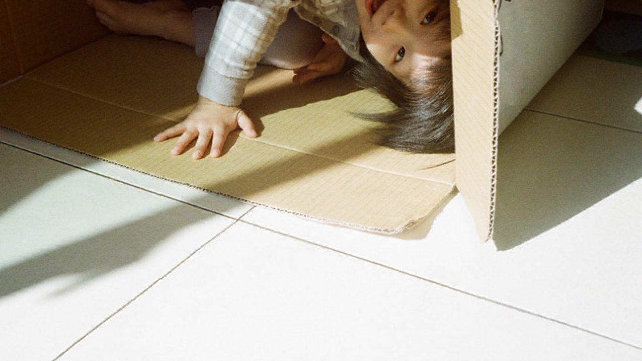 一歲寶寶遊戲在家就能設計!活用以下簡單三個原則