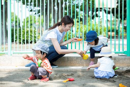 擔心孩子的生長曲線總落後?5個鍛鍊肌肉發展的戶外寶寶遊戲!