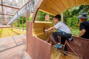 [全台]2020新開幕特色親子公園,免費親子景點