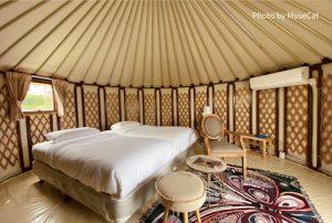 豪華親子露營+懶人旅遊:免帶裝備還可玩水,媲美親子飯店等級!