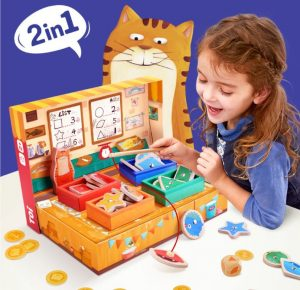 兒童桌遊推薦,適合親子活動和同儕互動的幼兒遊戲