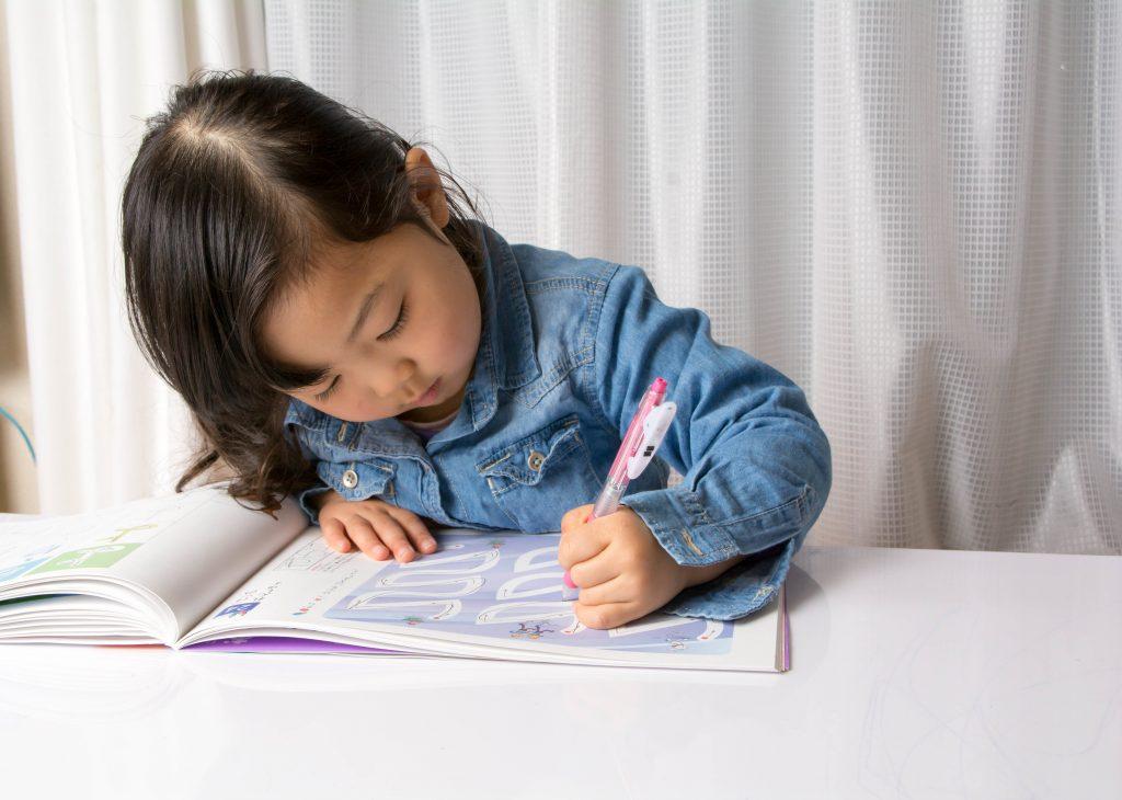 幼兒遊戲幫助視覺五感發展!讓閱讀不再困難
