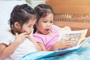 親子共讀教學+幼兒遊戲,從玩樂中愛上閱讀的親子活動
